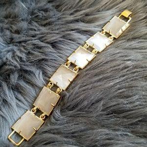 Jewelry - Kendra Scott Electra Mother pearl bracelet